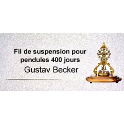 Fil suspension Gustav Becker