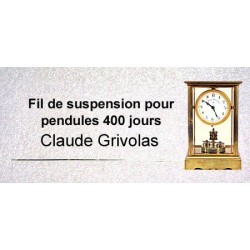 Fil suspension Claude Grivolas