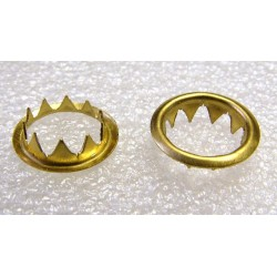Lot 2 oeillets 12mm cadran...
