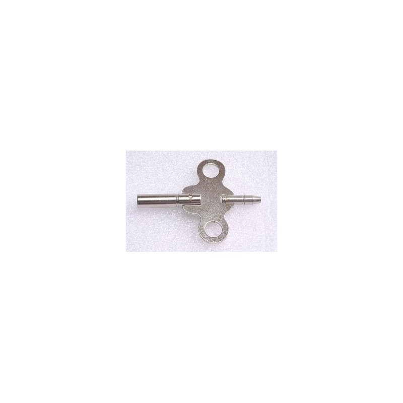 Clef double 1.75 / 3.75mm