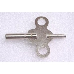 Clef double 1.95 / 4.00mm