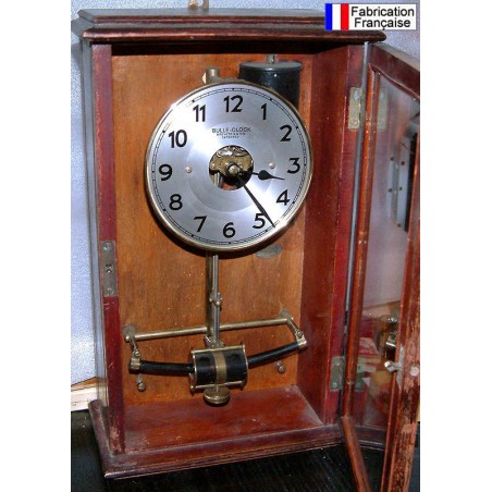 ré-aimantation barreau de pendule Ato Brillié Bulle-Clock